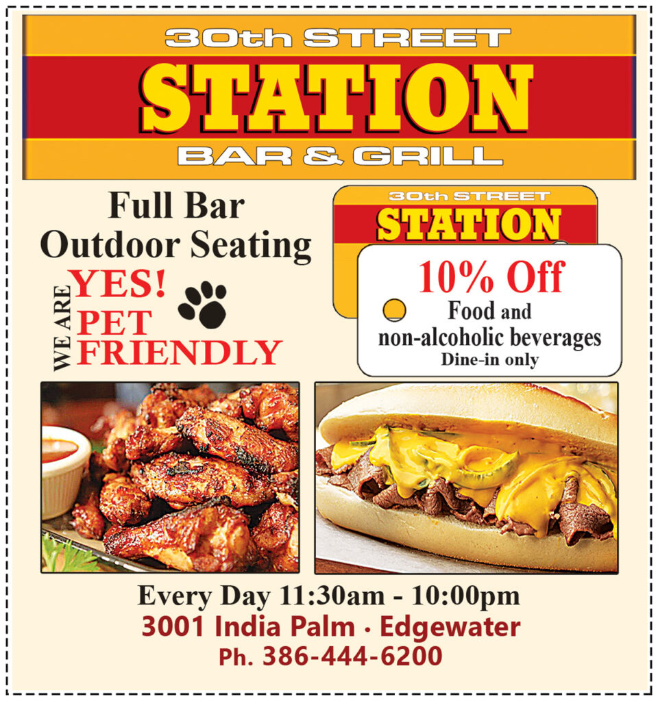 Casual Neighborhood Bar & Grill 30th Street Station 10% off Coupon