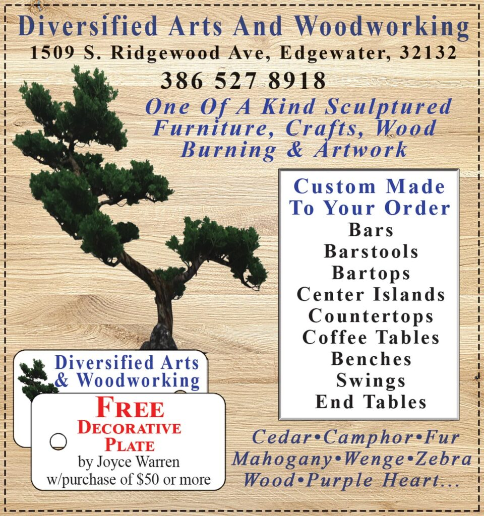Diversified art and woodworking coupon free decorative plate