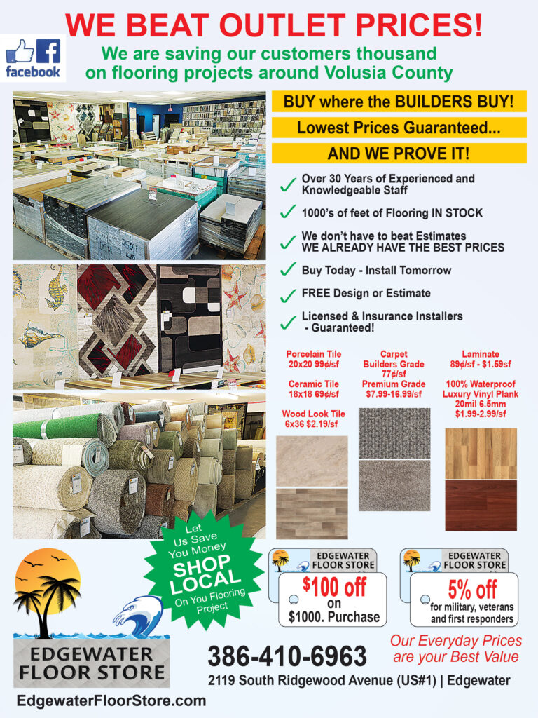 Edgewater Floor Store Coupons