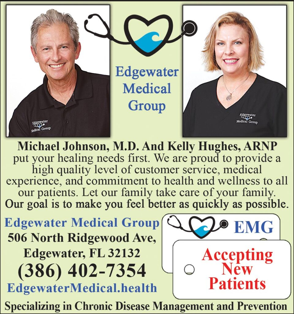 Edgewater Med Group Info