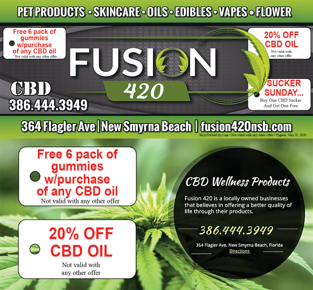 Fusion 420 Coupons