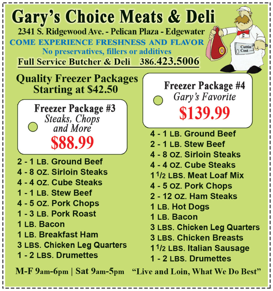 Gary's Choice Meats Coupons