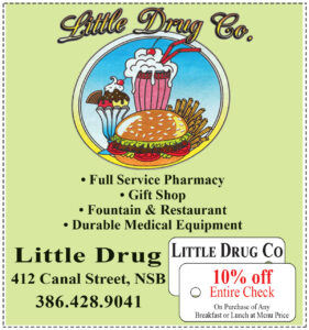 Little Drug Fountain and Restaurant