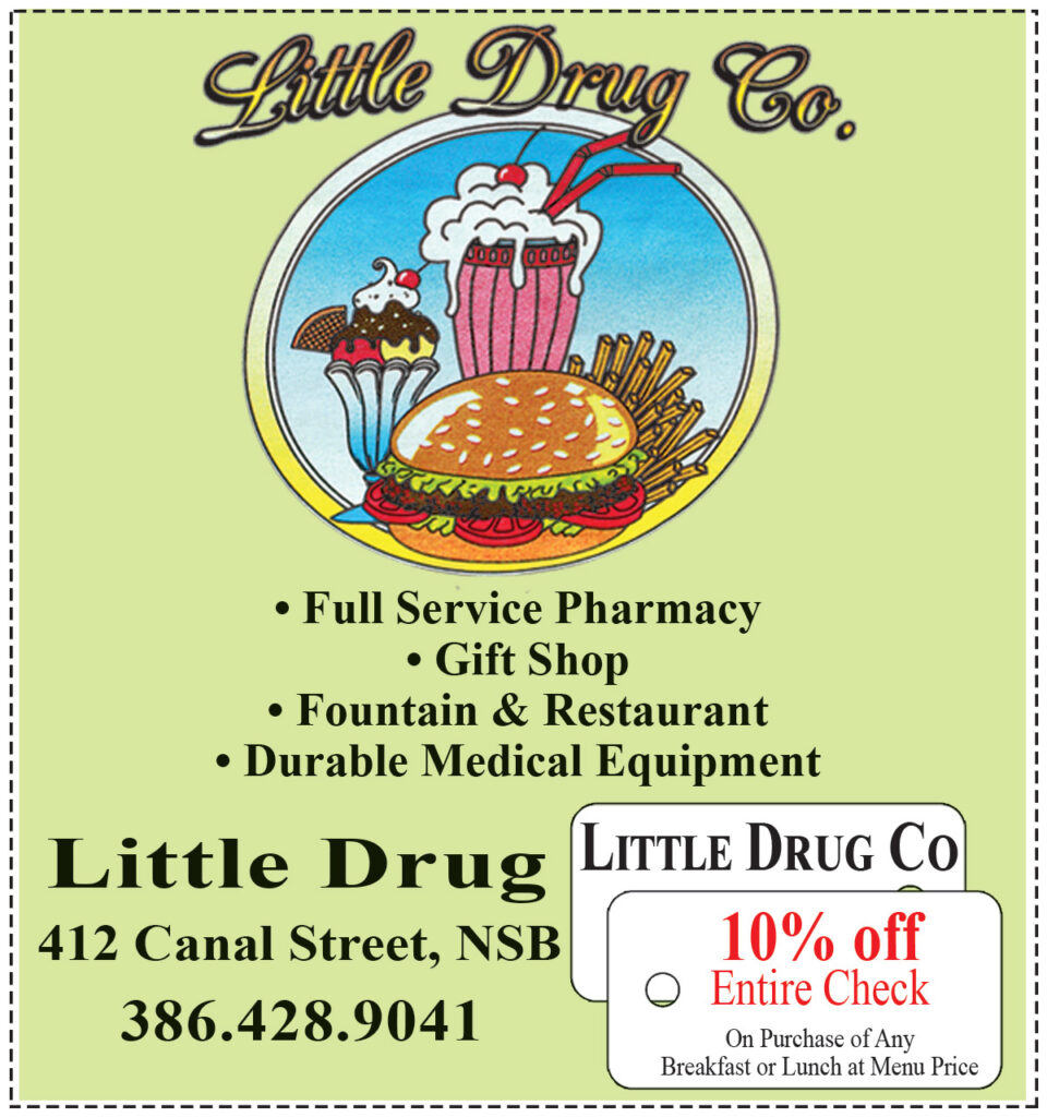 Little Drug Fountain and Restaurant Coupon