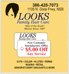 Looks Family Haircare Center, New Smyrna Beach