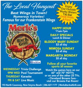 Merk's Bar & Grill Coupon
