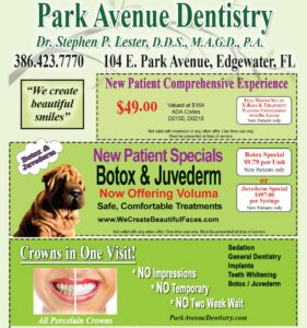 Coupons - Park Avenue Dentistry