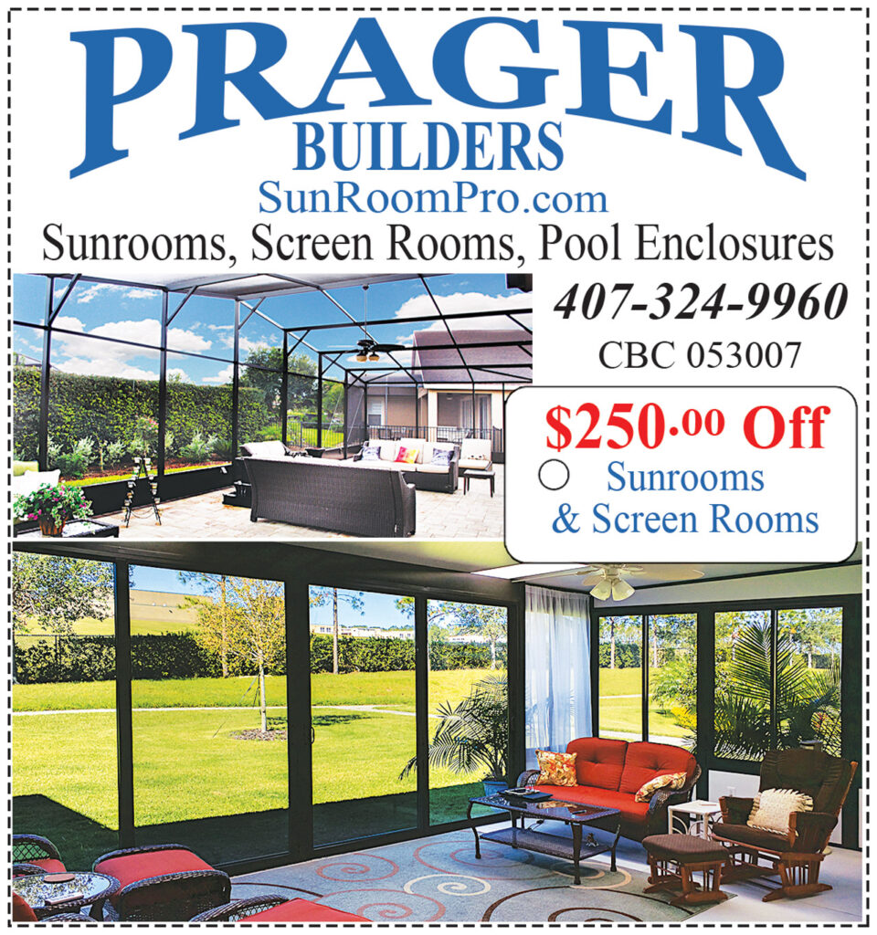Prager Builders Sunroom Pro Coupon