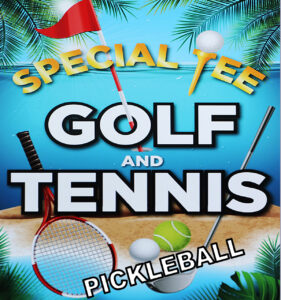 Golf Tennis Pickleball