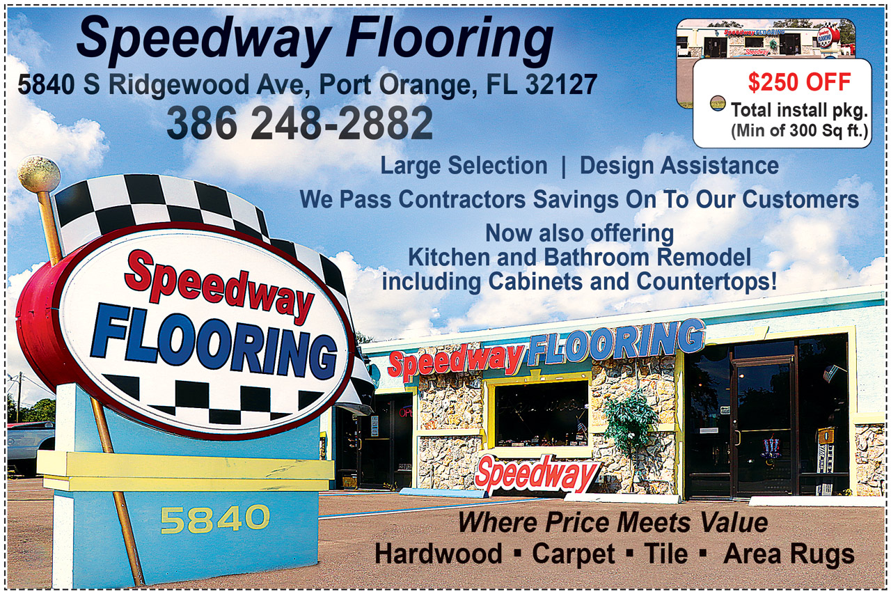 Coupon Speedway Flooring Friendly Professional