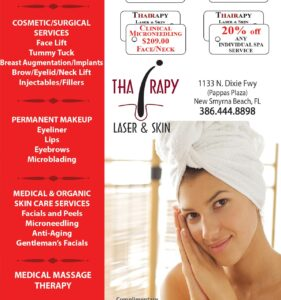 Welcome to Thairapy Laser & Skin New Smyrna Beach