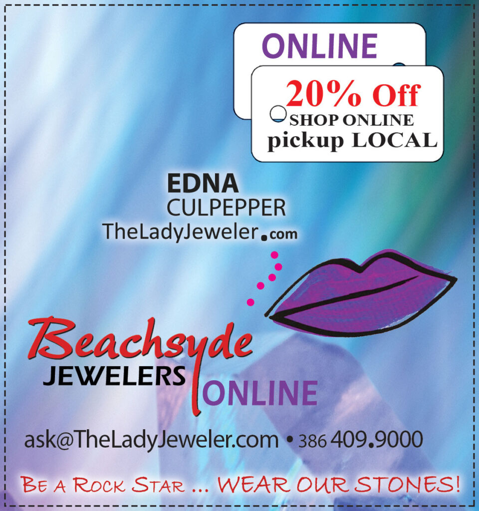 THE LADY JEWELER  20% off Coupon