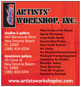 Image of Info New Smyrna Beach art workshop info
