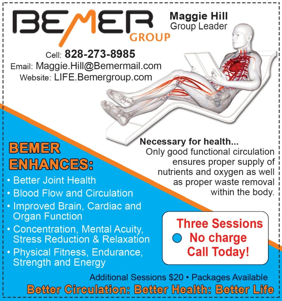 Images of Bemer Group Ad Better Circulation. Better Health. Better Life.