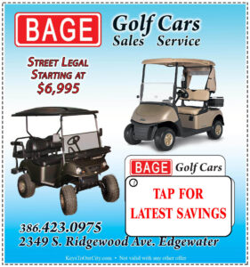 Link to Coupon of Bage Golf Cars and Landmaster