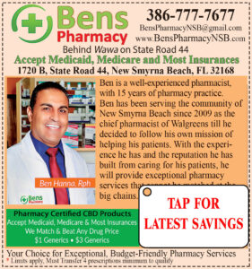 Bens-Pharmacy saving