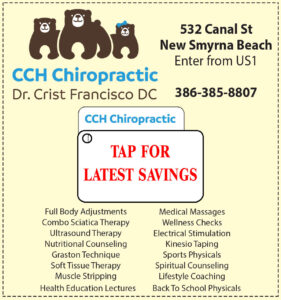 CCH Chiropractic of New Smyrna Beach Link