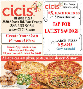 CiCi Pizza Port Orange Coupons Link