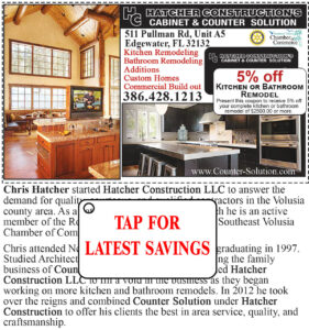 Link to Latest Coupons Saving from Hatcher Construction-LLC