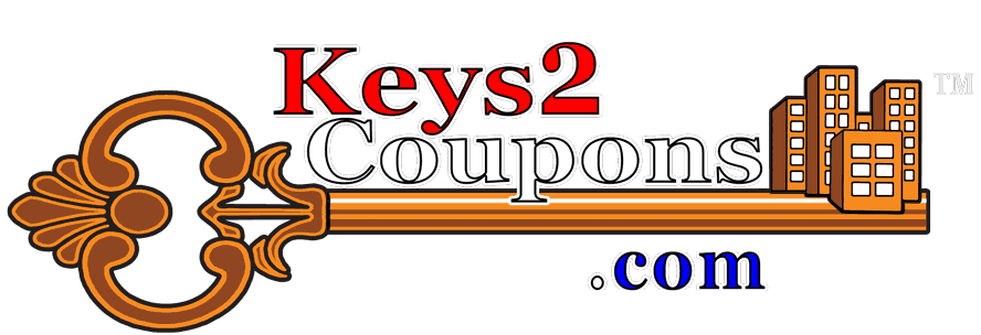 Keys2Coupons Logo