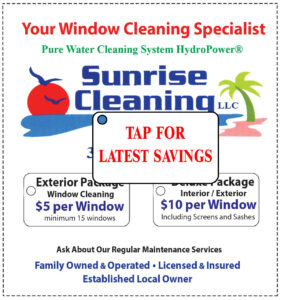 Link to Latest Coupons Saving from Sunrise Cleaning