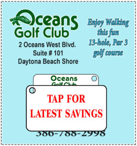 Oceans Golf Club Daytona Beach